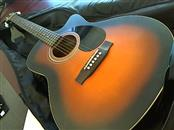 STAGG MUSIC Electric-Acoustic Guitar SA30ACE-BS